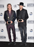 Tyler Hubbard Photo - Tyler Hubbard  Brian Kelley at the 2015 American Music Awards at the Microsoft Theatre LA LiveNovember 22 2015  Los Angeles CAPicture Paul Smith  Featureflash