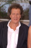 Geoffrey Rush Photo - GEOFFREY RUSH at photocall at the Cannes Film Festival for his new movie The Life  Death of Peter SellersMay 21 2004