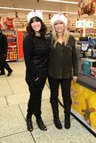 Anna Richardson Photo - Anna Richardson Jo Wood Celebrities surprise Morrisons shoppers by packing their bags  to raise money for ITVs charity appeal Text SantaLondon 12122013 Picture by Henry Harris  Featureflash