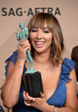 Jackie Cruz Photo - Orange is the New Black star Jackie Cruz at the 22nd Annual Screen Actors Guild Awards at the Shrine Auditorium January 30 2016  Los Angeles CAPicture Paul Smith  Featureflash