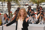 Faye Dunaway Photo - Faye Dunaway at the photocall for her movie Puzzle of a Downfall Child at the 64th Festival de CannesMay 11 2011  Cannes FrancePicture Paul Smith  Featureflash