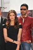 Abhishek Bachchan Photo - Aishwarya Rai Bachchan  husband Abhishek Bachchan at photocall for their new movie Raavan at the 63rd Festival de CannesMay 17 2010  Cannes FrancePicture Paul Smith  Featureflash