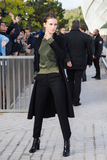 Marine Vacth Photo - Marine Vacth  attend Louis Vuitton Show Front Row - Paris Fashion Week  2016October 7 2015 Paris FrancePicture Kristina Afanasyeva  Featureflash