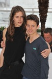 Marine Vacth Photo - Marine Vacth  Fantin Ravat at the photocall for their movie Jeune  Jolie in competition at the 66th Festival de CannesMay 16 2013  Cannes FrancePicture Paul Smith  Featureflash