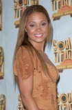 Train Photo - Singer TAMIA at the 15th Annual Soul Train Music Awards in Los Angeles28FEB2001   Paul SmithFeatureflash