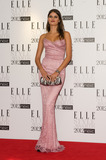 Isabeli Fontana Photo - Isabeli Fontana arriving for the Elle Style Awards 2012 at the Savoy Hotel London 13022012 Picture by Simon Burchell  Featureflash