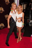Aliona Vilani Photo - Aliona Vilani and Trent Whiddon attending the red carpet launch for Strictly Come Dancing 2014 at Elstree Studios London 02092014 Picture by Alexandra Glen  Featureflash