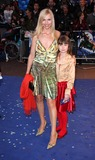 Anneka Svenska Photo - London UK  Anneka Svenska and daughter   at the World Premiere of the film Nanny McPhee and the Big Bang held at the Odeon West End in Leicester Square24th  March 2010Ref  Keith MayhewLandmark Media