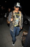 Shawntae Harris Photo - London UK American rapper Da Brat (Shawntae Harris) arriving at Claridges Hotel31 March 2008Can NguyenLandmark Media