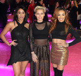 Alexandra Buggs Photo - London UK Kris Anderson Courtney Rumbold and Alexandra Buggs at the UK Premiere of How To Be Single at Vue West End Leicester Square London on Tuesday 9 February 2016Ref LMK73 -58834-100216KEITH MAYHEWLandmark Media WWWLMKMEDIACOM