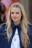 Gabriella Wilde Photo - London UK Gabriella Wilde at the Burberry Prorsum show during London Fashion Week FallWinter 201314 18th February 2013Landmark Media