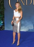 Amy Willerton Photo - London UK Amy Willerton at the UK Premiere of Cinderella at Odeon Leicester Square London on March 19th 2015Ref LMK73-50753-200315Keith MayhewLandmark Media WWWLMKMEDIACOM