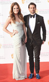 Alexandra Felstead Photo - London UK Alexandra Felstead and Oliver Locke  at The House Of Fraser BAFTA TV Awards held at Royal Festival Hall Bellvedere Road Southbank London on Sunday 8 May 2016Ref LMK392 -60273-090516Vivienne VincentLandmark Media WWWLMKMEDIACOM