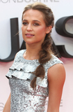 Alicia Vikander Photo - London UK Alicia Vikander at UK Premiere of Jason Bourne at the Odeon Leicester Square London on July 11th 2016 Ref LMK73-60362-120716Keith MayhewLandmark MediaWWWLMKMEDIACOM