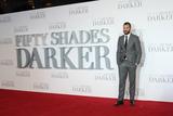 Jamie Dornan Photo - London UK Jamie Dornan  at the Fifty Shades Darker Premiere held at Odeon Leicester Square London on Thursday 9 February 2017Ref LMK73-61656-100217Keith MayhewLandmark Media WWWLMKMEDIACOM