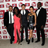 Chucky Photo - London UK Ricky Norwood Diane Parish Tony Discipline Shona McGarty and Chucky Venn at the TV Choice Awards - sponsored by Daz - Inside Arrivals at the Dorchester Hotel Park Lane 10th September 2012SydLandmark Media