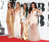 Jade Thirlwall Photo - London UK Little Mix- Jade Thirlwall Perrie Edwards Leigh-Anne Pinnock and Jesy Nelson at BRIT Awards 2016 Red Carpet Arrivals at the O2 Arena London on February 24th 2016Ref LMK73-60035-250216Keith MayhewLandmark Media WWWLMKMEDIACOM