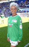 Jo Guest Photo - Reading Jo Guest at the Music Inductry Soccer Six Football Tournament at Madjeski Stadium Berkshire23 May 2004ERIC BESTLANDMARK MEDIA