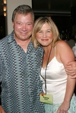 William Shatner Photo - William Shatner and Tracey Gold - Exclusive Coverage - Abc All-star Party at the C2 Cafe Century Plaza Hotel 2025 Avenue of the Stars Century City CA - 07132004 - Photo by Nina PrommerGlobe Photos Inc2004