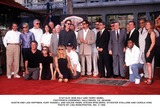 Goldie Photo -  Bob Daly and Terry Semel Footprints Ceremony Hollywood CA 093099 Kurt Russellgoldie Hawnteven Spielberg Sylvester Stallonedustin  Lisa Hoffman and Karol King Photo by Lisa Rosephotosinc