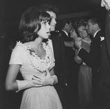 Nancy Sinatra Photo - Nancy Sinatra with Tommy Sands at Thalian partysupplied by Globe Photos Inc