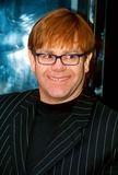 Elton John Photo - Elton John 11-28-1997 Photo by Uppa-ipol-Globe Photos Inc