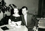 Gig Young Photo - Elizabeth Montgomery and Gig Young Photo by Globe Photos