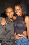 Aaron McGruder Photo - Celebrities at Bliss West Hollywood California 05212004 Photo by Miranda ShenGlobe Photos Inc 2004 Aaron Mcgruder and Claudia Jordan