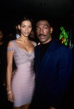 NICOLE MITCHELL Photo - Eddie Murphy with His Wife Nicole Mitchell 1994 L7756lr Photo by Lisa Rose-Globe Photos Inc