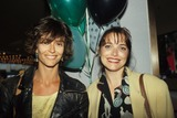 Karen Allen Photo - Karen Allen with Rachel Ward Photo by Bob V Noble-Globe Photos Inc
