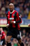 Nicolas Anelka Photo - Nicolas Anelka Chelsea V Manchester City (Score 1-0) at Stamford Bridgelondon 10262003 Photo Bykarwai TangalphaGlobe Photos Inc 2003