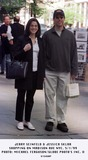 Jerry Seinfeld Photo - Jerry Seinfeld  Jessica Sklar Shopping on Madison Ave NYC 5199 Photo Michael Ferguson