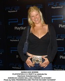 Sarah Ann Morris Photo - Sarah Ann Morris Playstation 2 E 3 Party to Celebrate the Electronic Entertainment Expo American Legion Hallhollywood CA 5152001 Photo by Nina PrommerGlobe Photos Inc2001