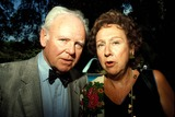 Carroll OConnor Photo - Carroll Oconnor and Jean Stapleton Photo Bob V Noble-Globe Photos Inc 1989 Jeanstapletonretro