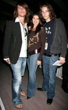 Patricia Skeriotis Photo - Mercedes Benz Fall 2006 LA Fashion Week Buffalo Fall 2006 Collection-arrivals  Front Row Smashbox Studios Culver City CA 03-21-2006 Photo Clinton H WallacephotomundoGlobe Photos Patricia Skeriotis (Middle) with Models