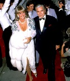 John Forsythe Photo - Linda Evans_john Forsythe Photo ByGlobe Photosinc