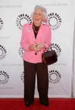 Ann Rutherford Photo - Anne Rutherford attending the Debbie Reynolds Hollywood Memorabilia Collection Auction Held at  the Paley Center For Media in Beverly Hills California on 6711photo by D Long- Globe Photos Inc  2011