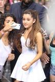 Ariana Grande Photo - Ariana Grande Performs Her Hit Song the Way on NBC todayshow 9-3-2013 Photo by John BarrettGlobe Photos