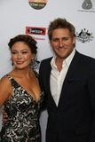 Curtis Stone Photo - Actress Lindsay Price (L) and Tv Personality Curtis Stone Attend the Gday USA Los Angeles Black Tie Gala at Hotel Jw Marriott in Los Angeles USA on 12 January 2013 Photo Alec Michael