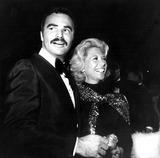 Burt Reynolds Photo - Burt Reynolds and Dinah Shore Globe Photos Inc