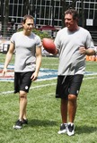 Josh Charles Photo - Dan Marinojosh Charles at Madden Nfl 12 Pigskin Pro-am Game in Bryant Park 7-27-2011 Photo by John BarrettGlobe Photos Inc