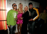 Brooke Hogan Photo - BROOKE HOGAN PARENTS HULK AND LINDA HOGAN AND BROTHER NICK ARRIVE AT MARQEE  WITH DENNIS RODMAN AND RECORDING ARTIST STACK TO CELEBRATE THE RELEASE OF BROOKES CD UNDISCOVERED10TH AVENUE 10-24-2006PHOTOS BY RICK MACKLER RANGEFINDER-GLOBE PHOTOS INC2006BROOKE HOGAN PARENTS HULK AND LINDA HOGAN AND BROTHER NICK K50411RM