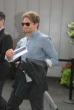 Arthur Ash Photo - Bradley Cooper Celebs at Us Open Tennis Mens Finals at Arthur Ashe Stadium 9-14-2015 John BarrettGlobe Photos