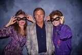 Adam West Photo - Adam West with Julie Newmar and Lee Marriweather 16404 Photo by Judie Burstein-Globe Photos Inc