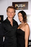 Neil Jackson Photo - Neil Jackson and Kylie Furneaux During the Premiere of the New Movie From Summit Entertainment Push Held at the Mann Village Theatre on January 29 2009 in Los Angeles Photo Michael Germana  Superstar Images - Globe Photos
