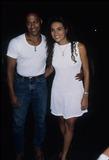 Wanda Acuna Photo - Wanda Acuna with Husband Silk Cozart Almost Golden Premiere 1995 K2374fb Photo by Fitzroy Barrett-Globe Photos Inc