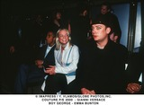 Gianni Versace Photo - Imapress  Y VlamosGlobe Photosinc Couture Pe 2000 - Gianni Versace Boy George - Emma Bunton