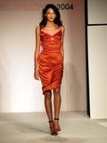 Ai Tominaga Photo - Rec Dress Fall 2004 Collection New York City 0262004 Photo Ken Rumments Globe Photos Inc 2004 Ai Tominaga