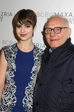 Max Azria Photo - Bcbgmaxazria Runway Fall 2013 Show Backstage and Front Row Mercedes Benz Fashion Week the Theatre at Lincoln Center NYC February 7 2013 Photos by Sonia Moskowitz Globe Photos Inc 2013 Sami Gayle in Bcbg with Max Azria