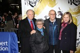 Alan Alda Photo - Alan Alda Wife Arlene Jeffrey Tamber Wife Kasia at Opening of Fiddler on the Roof at Broadway Theatre 1681 Broadway 12-20-2015 John BarrettGlobe Photos 2015